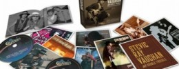 Stevie Ray Vaughan The Complete Epic Recordings Box Set