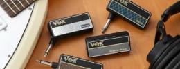 VOX anuncia los nuevos ACTV edición limitada y amPlug 2, la nueva generación de amplis portátiles