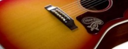 Llega a las tiendas de Europa la Gibson J-45 Brad Paisley
