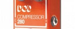 Digitech relanza el DOD Compressor 280