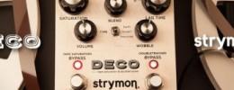 Strymon Deco recrea los viejos efectos y trucos de cinta magnética