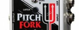 Nuevo Pitch Fork de Electro-Harmonix