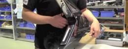 Framus Ziltoid V, la nueva guitarra de Devin Townsend