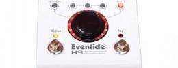 Eventide presenta el pedal H9 MAX