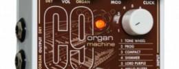 EHX presenta el nuevo C9 Organ Machine