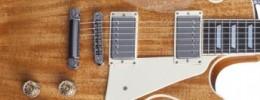 Gibson presenta la Les Paul Traditional Mahogany Top y la Less Plus P-90