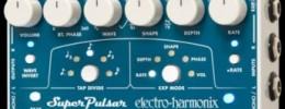 Electro-Harmonix presenta el Super Pulsar