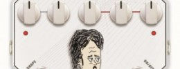 "ToneConcepts presenta ""The Luke"", un overdrive signature para Steve Lukather"