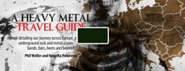 """A Heavy Metal Travel Guide"", la guía del metalero viajero"