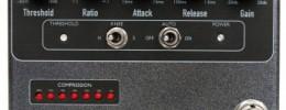 Keeley Engineering anuncia el Compressor Pro, un compresor de estudio en formato pedal