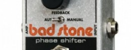 Electro-Harmonix reedita el Bad Stone Phase Shifter