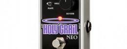 Nuevo pedal EHX Holy Grail Neo