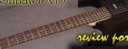 Analisis Guitarra BC Rich Outlaw PXT3