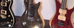 Las guitarras y bajos de O3