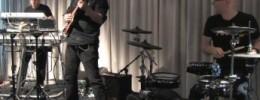 Demo de productos Roland para guitarristas en Hispasonic