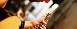 Cómo formar acordes con la guitarra, parte V: acordes de undécima y decimotercera