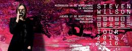 """Steven Wilson presentará """"Hand. Cannot. Erase"""" en Madrid y Barcelona este septiembre"""