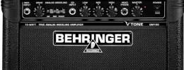 Análisis Amplificador Behringer GM-108 (Con Video)