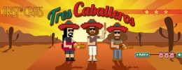 "Gira española de The Aristocrats y primer single de ""Tres Caballeros"""