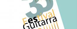 Cartel del 35 Festival de la Guitarra de Córdoba