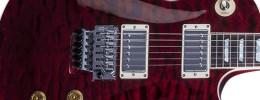 Nueva Gibson Les Paul Alex Lifeson Axcess 40 aniversario de Rush