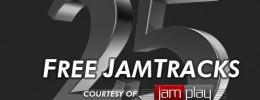 JamPlay regala 25 backing tracks