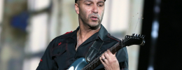 Tom Morello prepara un disco de guitarra en solitario