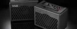 Vox anuncia la nueva serie VX de amplis de modelado