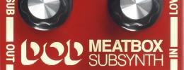DOD relanza el Meatbox Subsynth