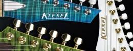 Kiesel/Carvin anuncia la disponibilidad de nuevos clavijeros en línea