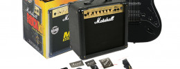 Análisis PACK Marshall RockKit GAP15MGP (Con Video)