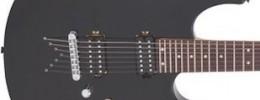 Vintage presenta la V7HTBB, su primer modelo de siete cuerdas