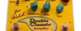 Analog Alien Joe Walsh Double Classic, el primer pedal signature en 50 años de carrera