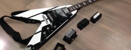 Strassell Guitars y su sistema de intercambio de pastillas ultra rápido