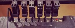 Novel Tones Rig Master, un sistema de control de potenciómetros motorizado