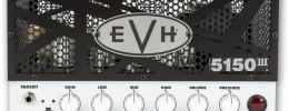 EVH lanza una versión minicabezal del ampli 5150III