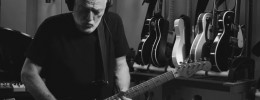 "David Gilmour presenta el videoclip de ""Faces Of Stone"""