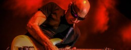 Joe Satriani coproduce una canción para apoyar a UNICEF
