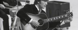 Una Gibson J-160E que perteneció a John Lennon se subasta por 2,4 millones de dólares