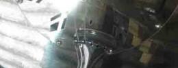 Construcción de una resonadora de acero inoxidable