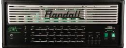 Kirk Hammett presenta su nuevo Randall Signature KH103 Tube Head