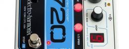 Nuevo 720 Stereo Looper de Electro-Harmonix