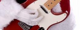 ¡Feliz Navidad, guitarristas!