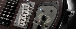 Vox presenta la Starstream Type-1, una guitarra con modelado digital