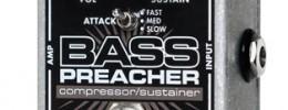 Nuevo Electro-Harmonix Bass Preacher