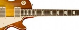 "Gibson Custom presenta la Don Felder ""Hotel California"" Les Paul 1959"