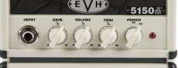 EVH 5150 Microstack, ya disponible en la web de Van Halen