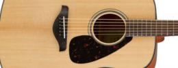 Yamaha renueva la serie de acústicas FG
