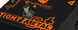 Amptweaker revisa su pedal TightMetal