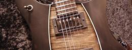 Framus y Devin Townsend presentan una nueva guitarra signature